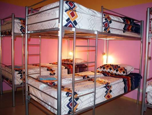 Bed in Female 10-Bed Dormitory Room