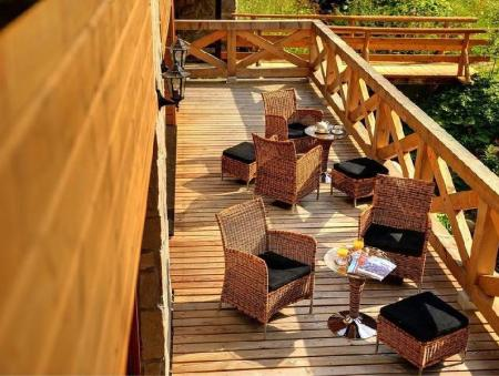 Balkon Chalets Jasna Collection