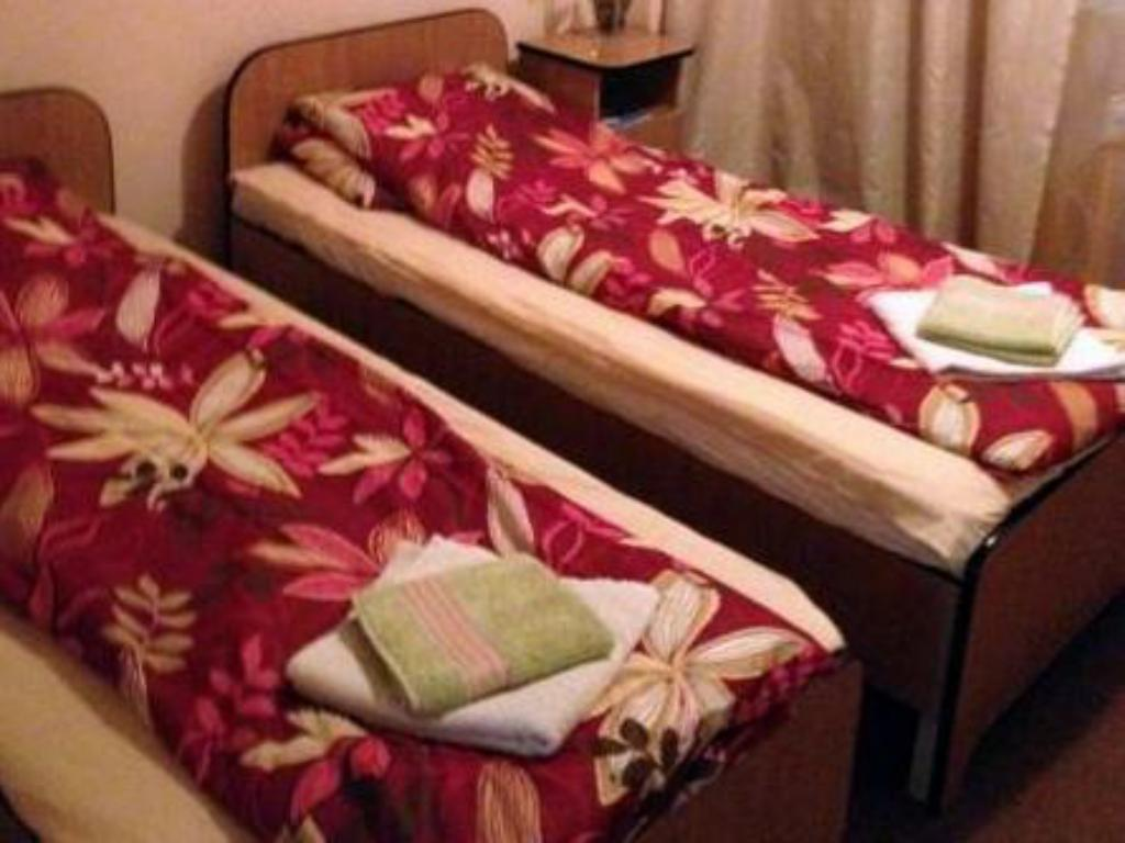 Twin Room with Private Bathroom Hostel Fundatia Link