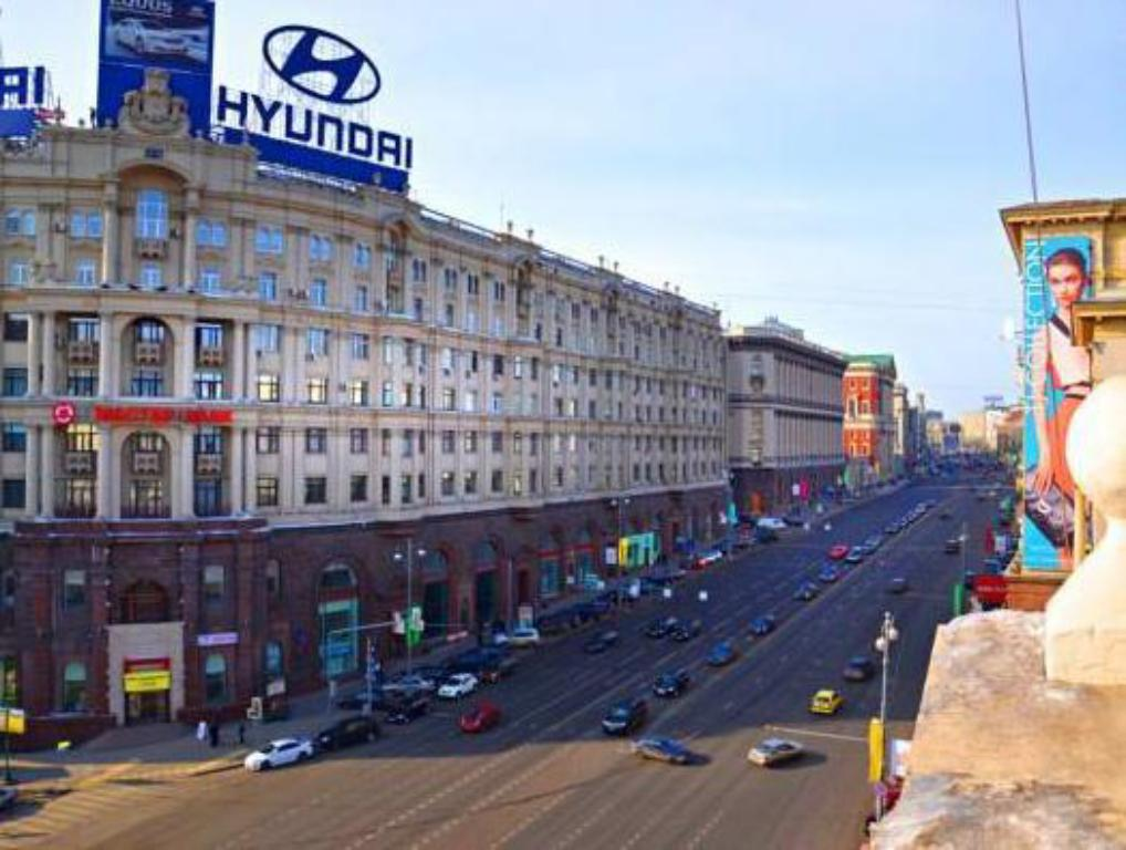 More about Megapolis Tverskaya