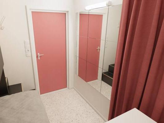 Triple Room with Shared Bathroom without Windows