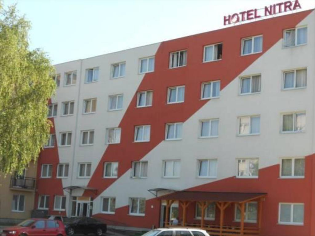 Exterior view Hotel Nitra