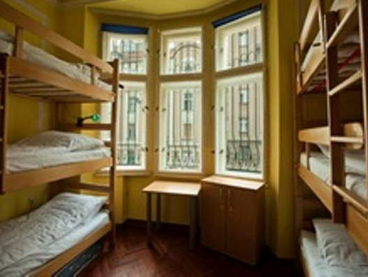 Bett in 6-Bett Schlafsaal (Bed in 6-Bed Dormitory Room)
