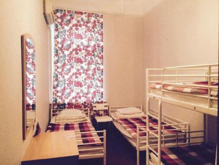 Dorm (3-4 persons, dormitory room with shared bathroom) Vesna hostel
