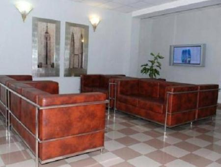 Lobby Ural Magnitogorsk Hotel