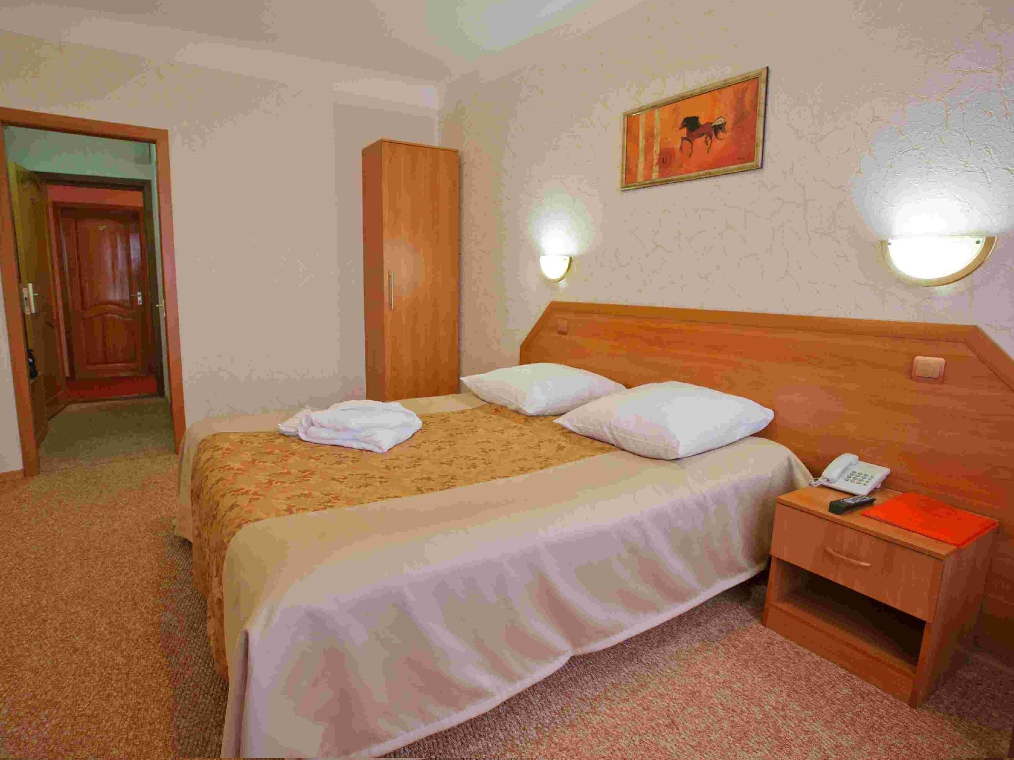 Cameră business single (Business Single Room)
