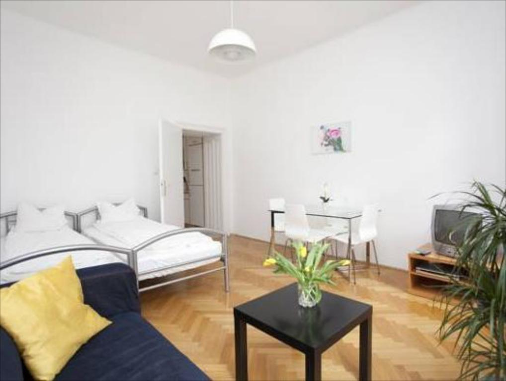 Vienna-apartment-one Wiedner