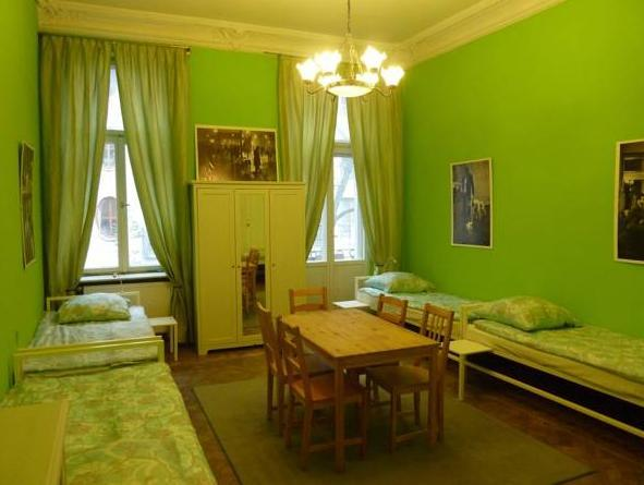 Enkeltseng i 5-sengs sovesal (Single Bed in 5-Bed Dormitory Room)