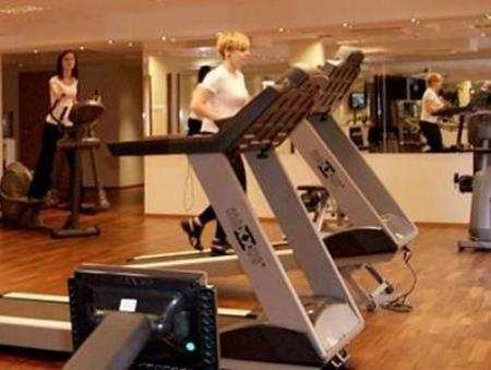 Fitness center Hotel Pulawska Residence