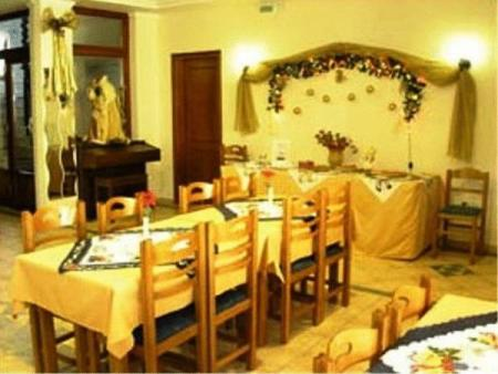 Restaurant Dryades Guesthouse