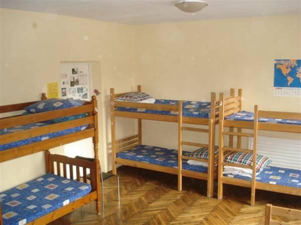 Bett im gemischten 11-Bett-Schlafsaal (Bed in 11-Bed Mixed Dormitory Room)