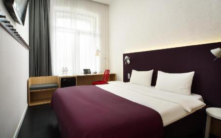 Standard Double or Twin - Bed AZIMUT Hotel Tulskaya Moscow
