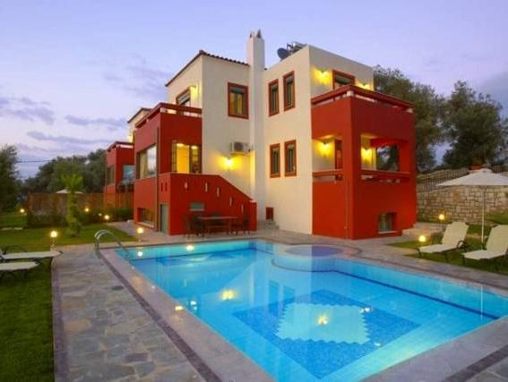 Vier Schlafzimmer Villa mit privatem Pool (Four-Bedroom Villa with Private Pool)