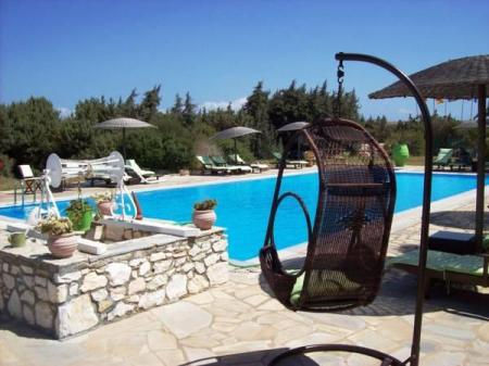 Swimming pool Kalimera Paros