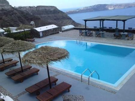 Swimming pool Caldera Butterfly Villas