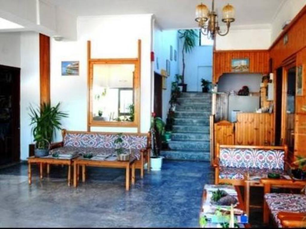 Interior view Klinakis Beach Hotel