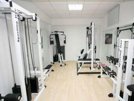 Fitness center Hanioti hotel