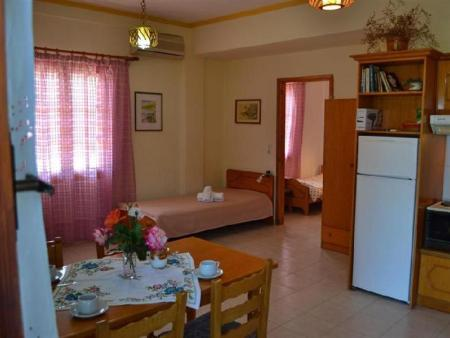 Large One-Bedroom Apartment Dimitras House