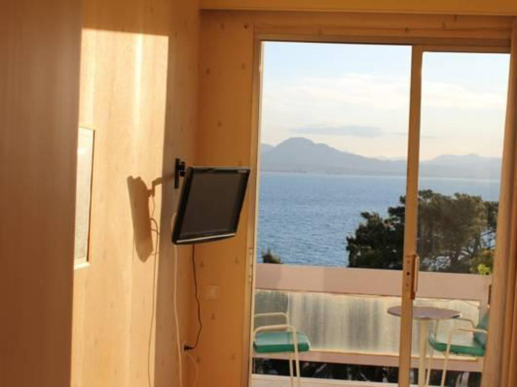 Guestroom - View from inside Park Hotel Loutraki