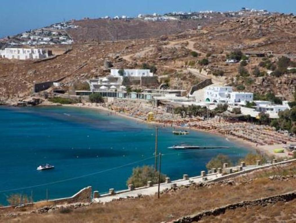 Paradise Beach Camping Hotel Mykonos