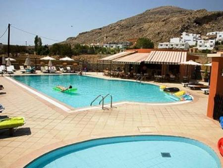 Swimming pool Lindos Portes Suites - Adults Only