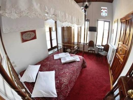 Traditionelles Doppelzimmer mit Meerblick (Traditional Double Room with Sea View)