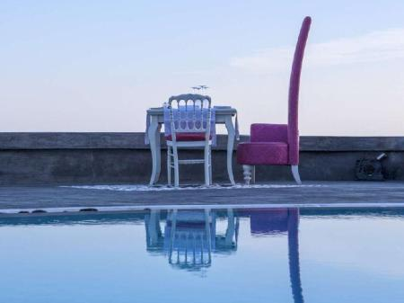 Swimming pool Andronis Boutique Hotel