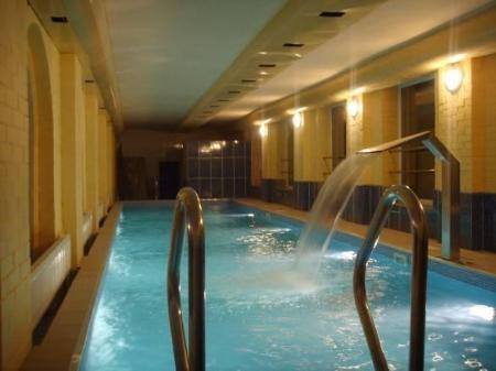 Swimming pool Hotel Kaspars