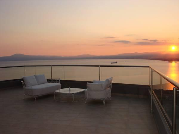 Suite Executive con Vista Mare Panoramica (Executive Suite with Panoramic Sea View)