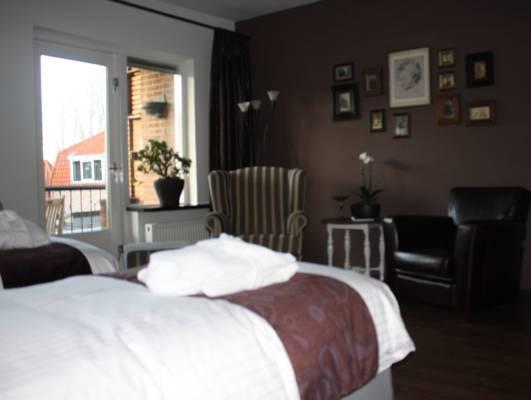 Dobbeltværelse med altan (Double Room with Balcony)