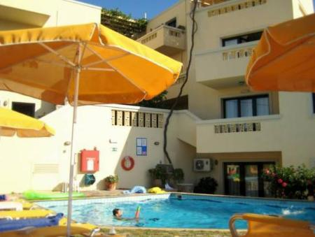 Swimming pool Villiana Holiday Apartments
