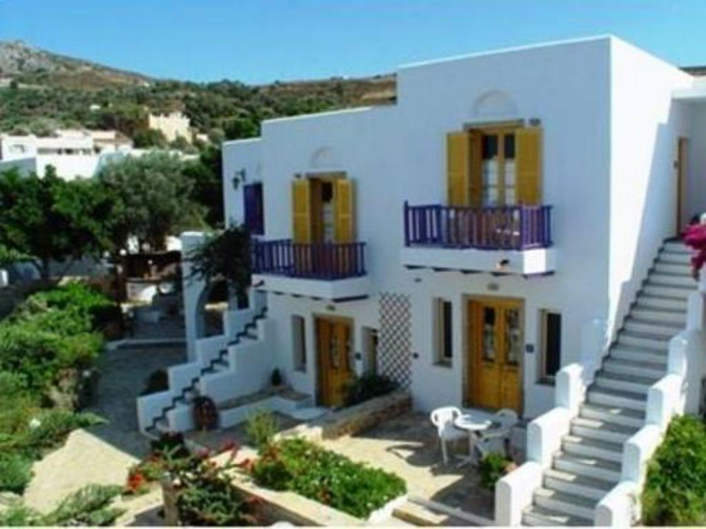 More about Nefeli Hotel Leros