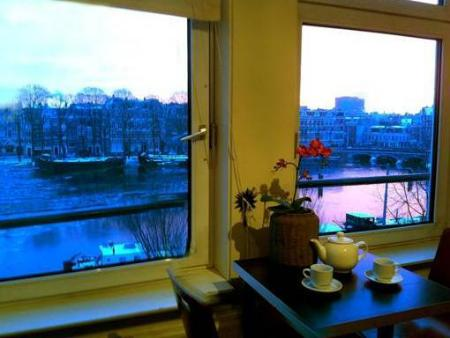 Interior view Amstel Riverview