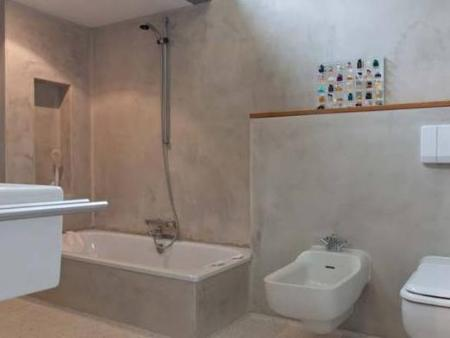 Bathroom Starry Night Penthouse Apartment City Centre