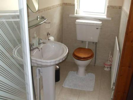 Bathroom Arklow Bay Orchard Bed and Breakfast