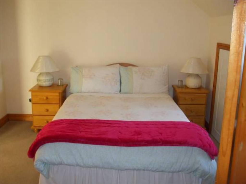 Double Room - Bed Arklow Bay Orchard Bed and Breakfast
