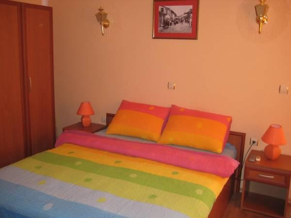 Twin Oda Balkonlu (Twin Room with Balcony)
