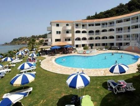 Swimming Pool Windmill Bay Aparthotel