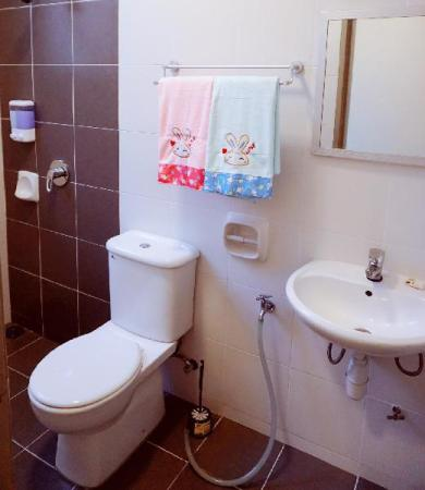 Bathroom Little Rabbit Theme Holiday Home