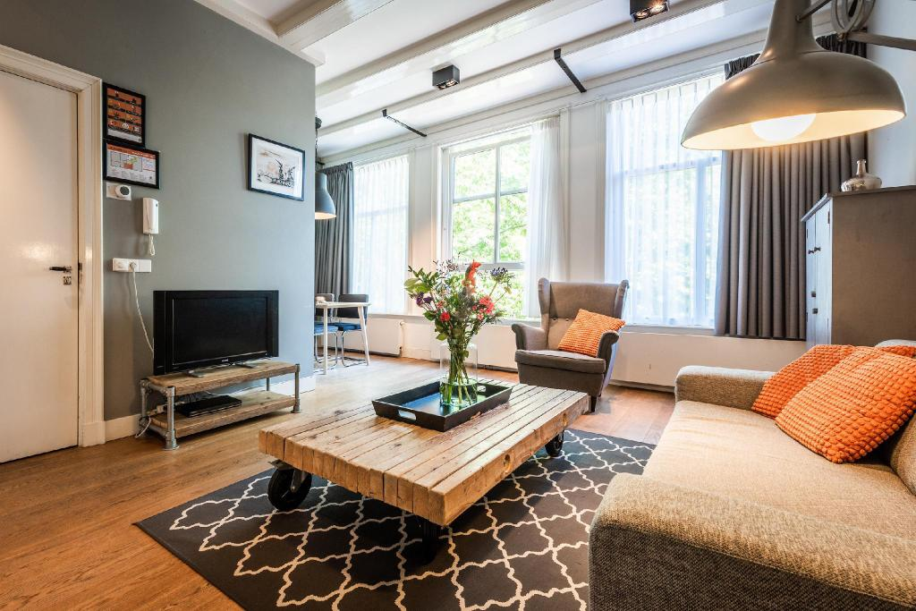 Short Stay Group Prinsengracht Canalhouse Apartments