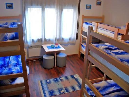 Letto a Castello in Dormitorio per 6 Persone (Bunk Bed in 6-Bed Dormitory Room)