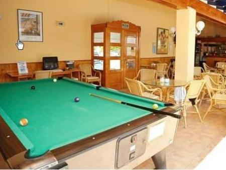 Recreational facilities Hotel d'Or