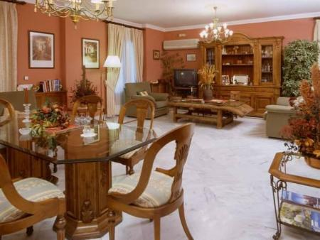 Interior view Villa Sur