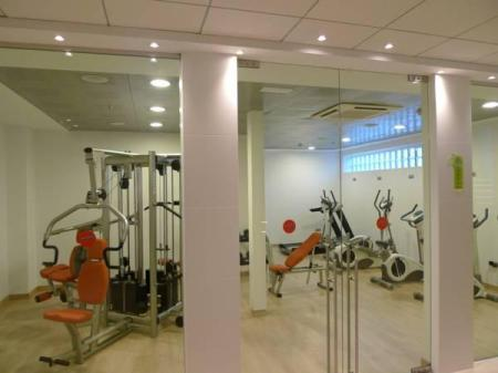 Fitness center Riviera Beachotel - Adults Only