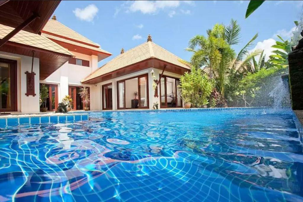 Villa Fantasea 4 Bedroom Balinese Pool Villa