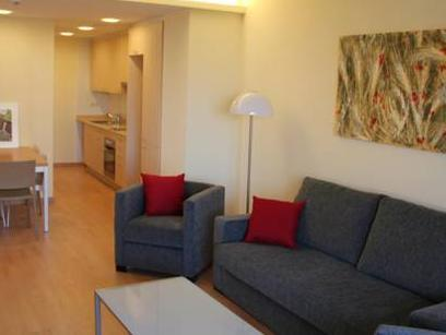 Apartamento com 2 Quartos (2 Bedroom Apartment)