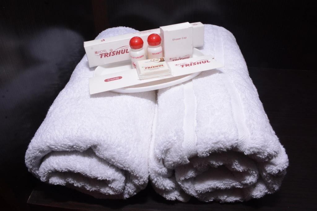 Room amenities Hotel Trishul Haridwar