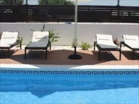 Swimming pool Villas Del Alba