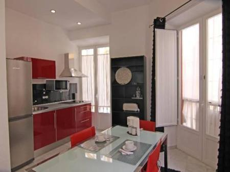 Vista interior Living Sevilla Apartments Catedral
