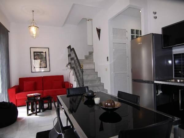 Apartamento com 1 Quarto (4 Adultos) (One-Bedroom Apartment (4 Adults))